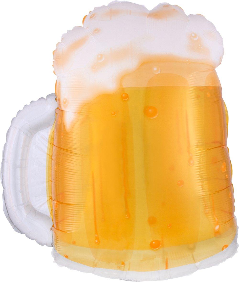 Clear Beer Mug