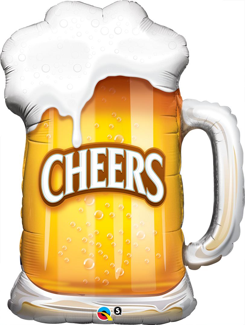 Cheers Beer Mug