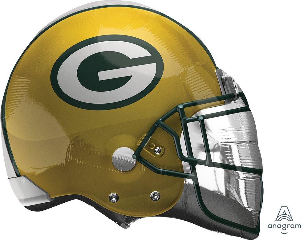 Packer Helmet