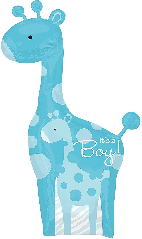 It's a Boy Giraffe