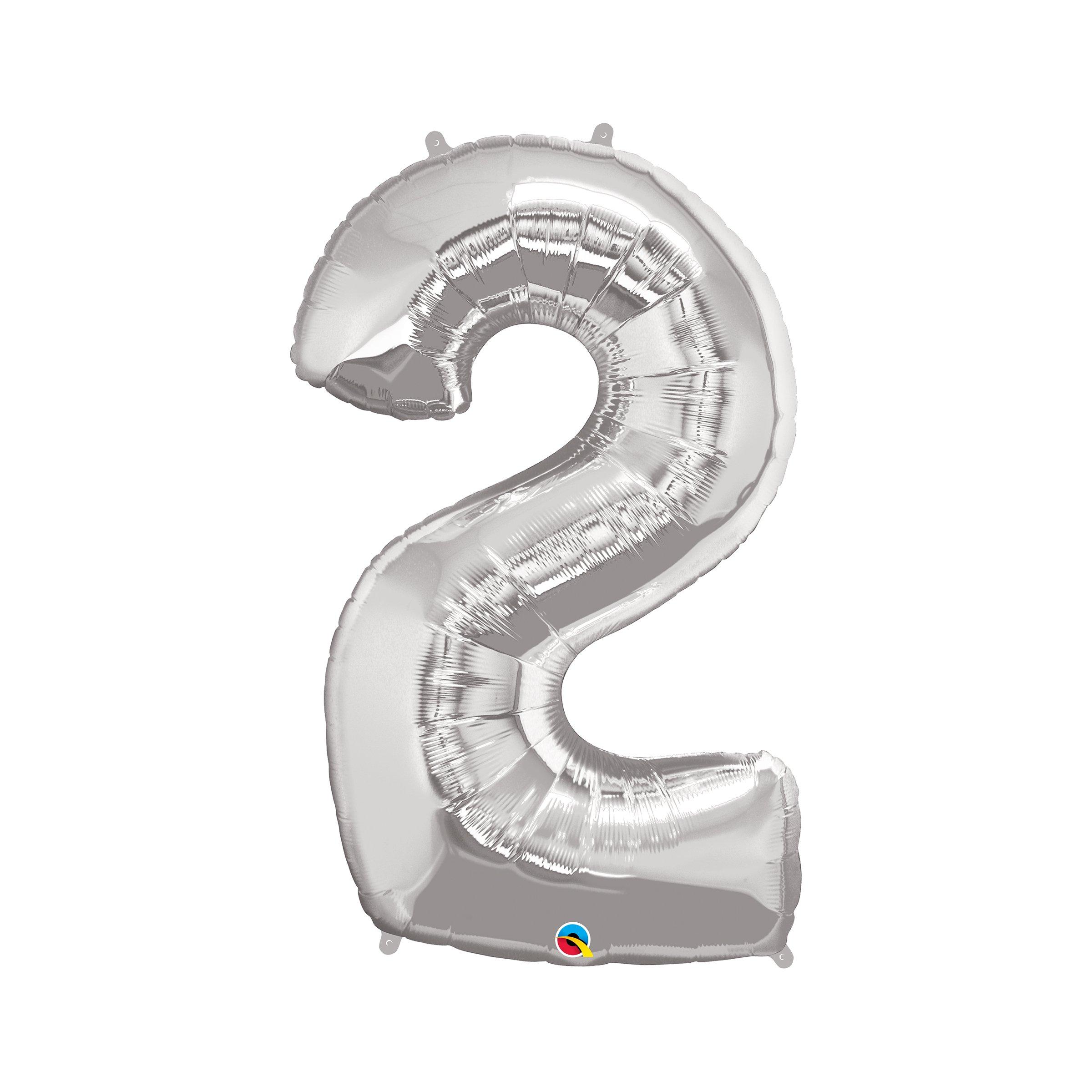 Single Digit Mini Foil Number or Letter (Specify Below) $3