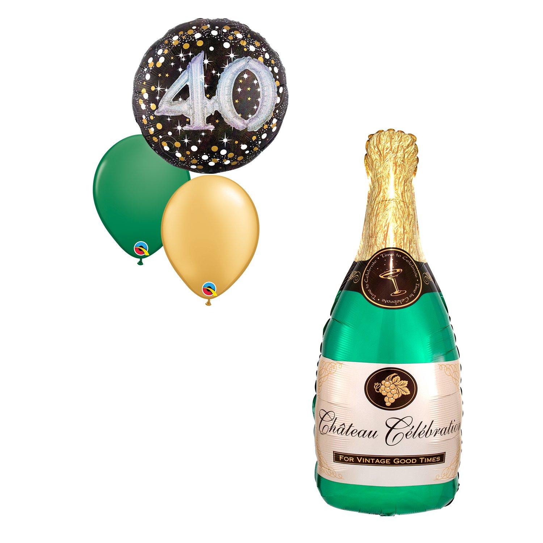 Green Champagne 40