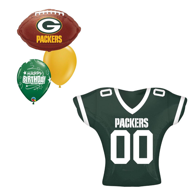 Green Bay Packer Jersey